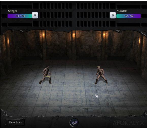 Immagine del gioco strategico Apokalyx