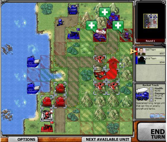 Immagine del gioco strategico Battalion: Nemesis