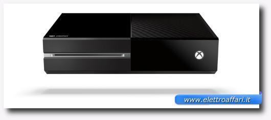 Immagine di una console Xbox One