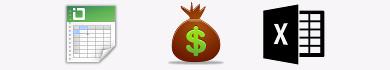 Foglio in Excel per la gestione del bilancio familiare