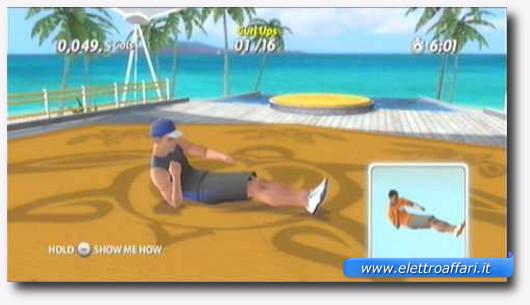 Immagine del gioco EA Sports Active per Wii, PS3 e Xbox 360