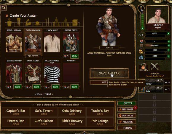 Immagine del gioco strategico Marauders