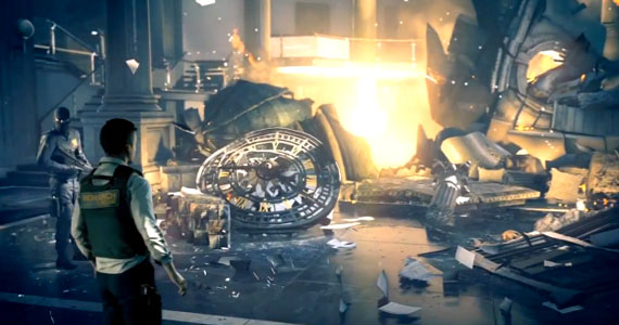 Immagine del gioco Quantum Break per Xbox One