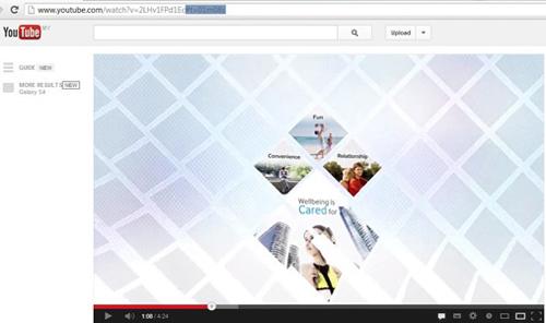 Immagine di un video YouTube