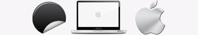 Bellissimi adesivi per MacBook