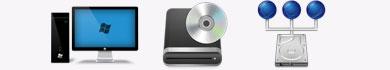 Condividere un lettore CD o DVD in rete con Windows