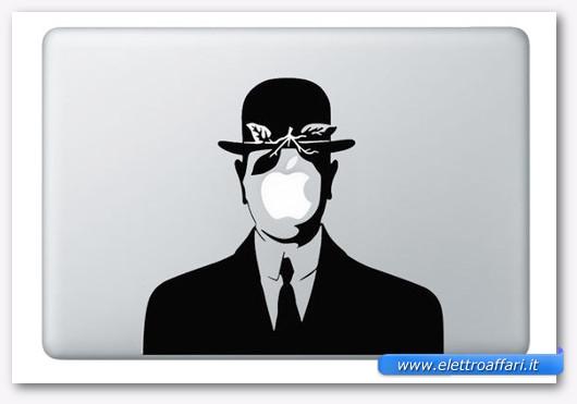 Immagine dell'adesivo Son of Man per MacBook