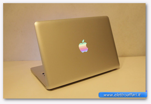 Immagine dell'adesivo Over the Rainbow per MacBook