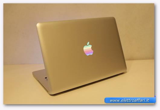 Immagine dell'adesivo Over the Rainbow per MacBook