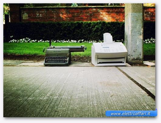 Immagine generica sui Fax