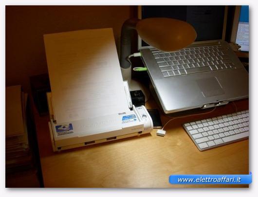 Immagine di uno scanner di documenti