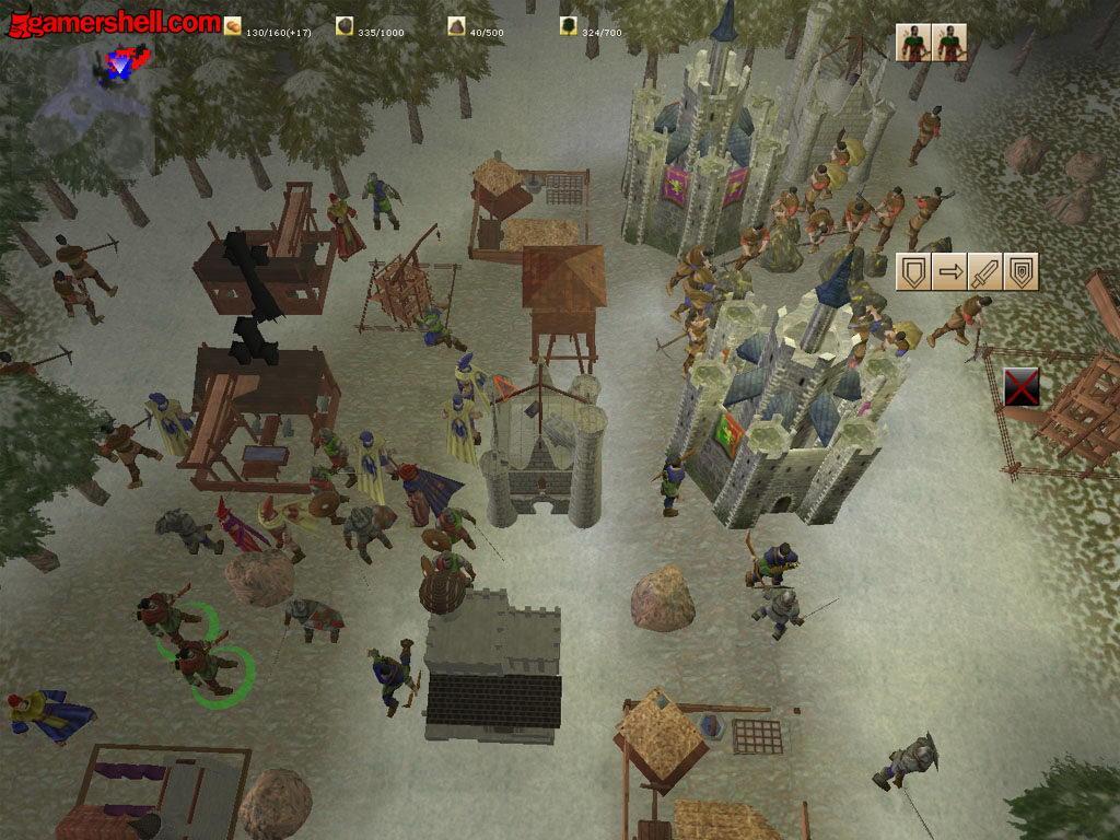 Immagine del gioco Glest