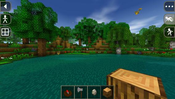 Immagine del gioco Survivalcraft