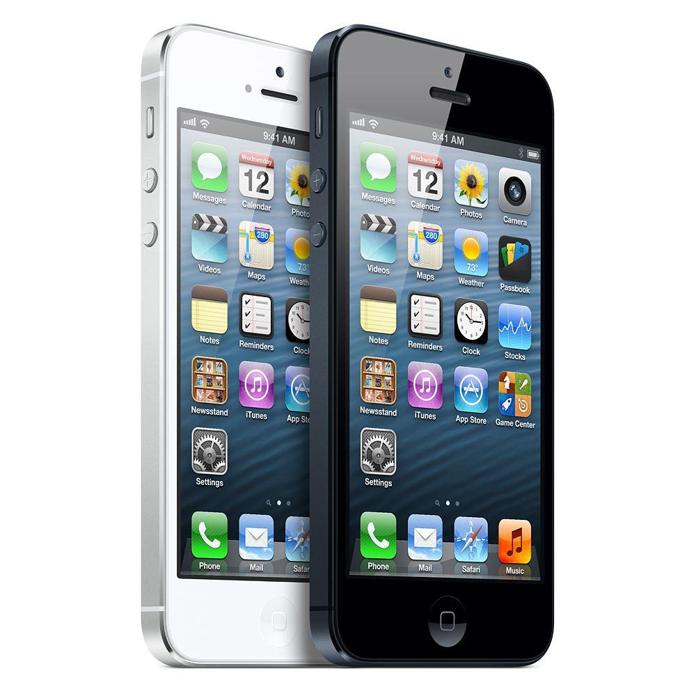 Immagine di due iPhone 5