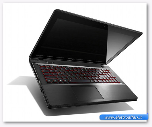 Immagine del notebook Lenovo IdeaPad Y500