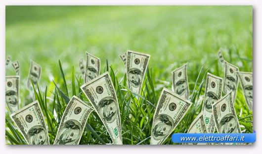 Immagine generica sul denaro
