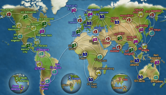 risiko in multiplayer