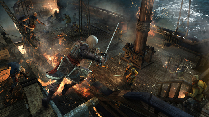 Immagine del gioco Assassin's Creed IV: Black Flag per PS4