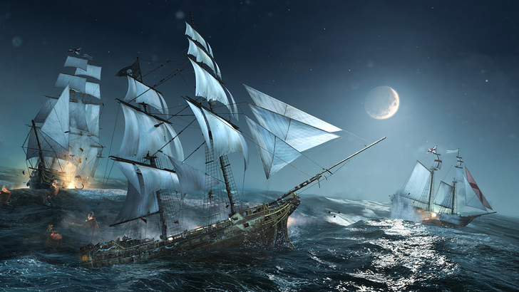 Immagine del videogioco Assasin's Creed IV: Black Flag