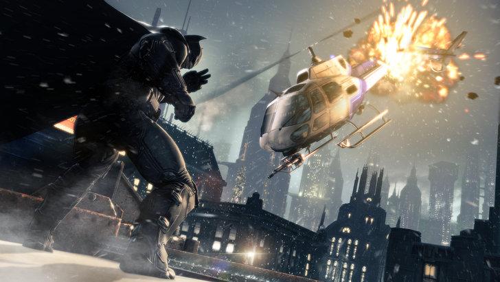 Immagine del videogioco Batman: Arkham Origins