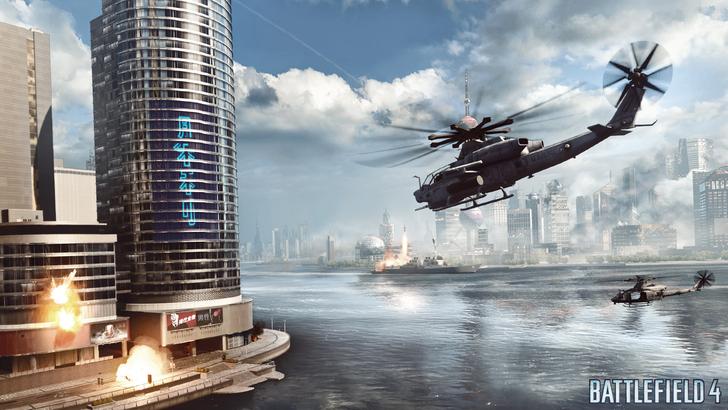 Immagine del videogioco Battlefield 4