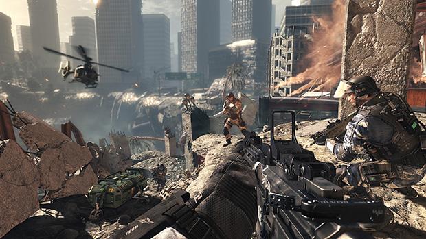 Immagine del gioco Call of Duty: Ghosts per PS4