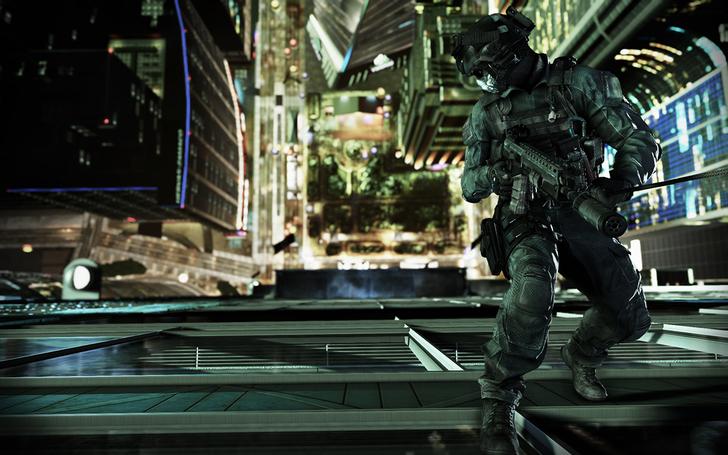 Immagine del videogioco Call of Duty: Ghosts