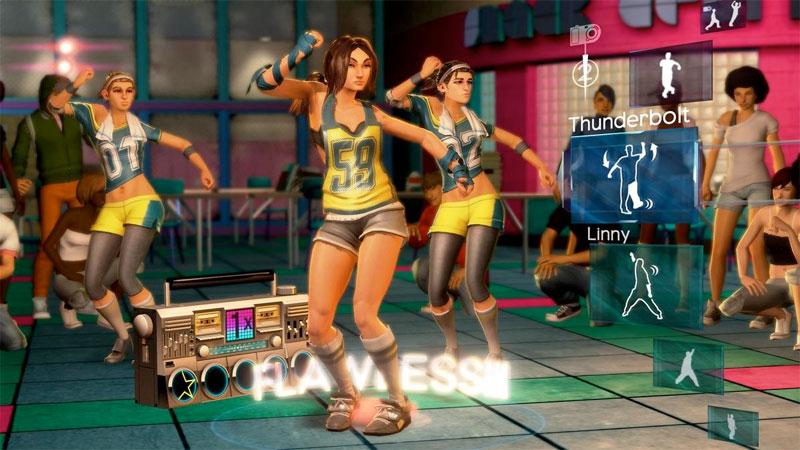 Immagine del gioco Dance Central