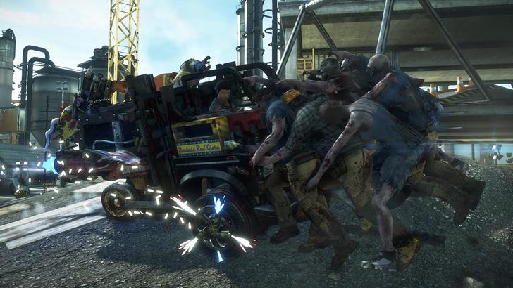 Immagine del videogioco Dead Rising 3
