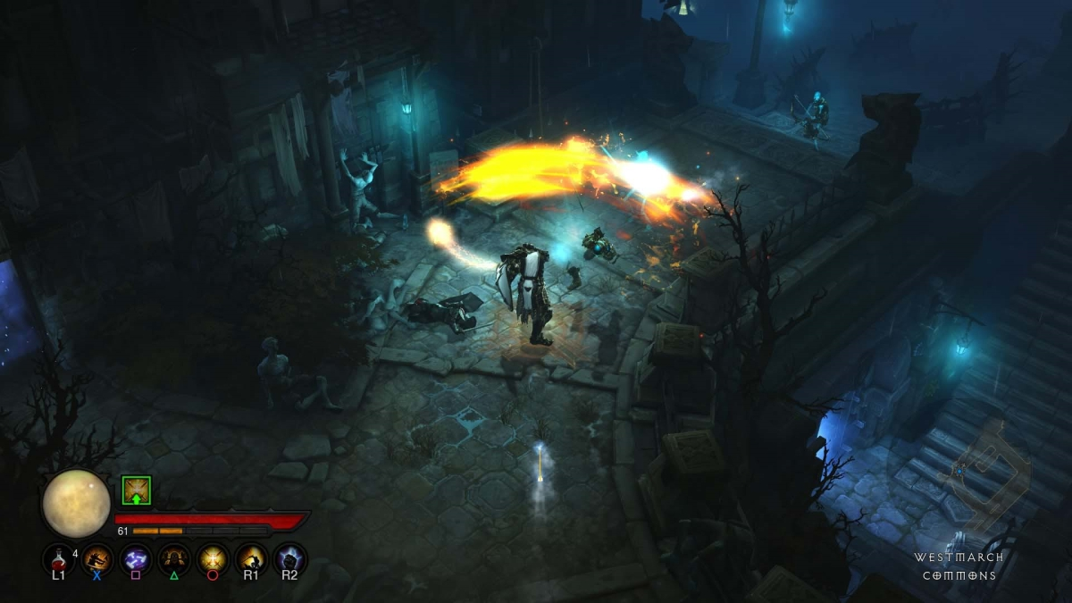 Immagine del gioco Diablo 3: Ultimate Evil Edition per PS4