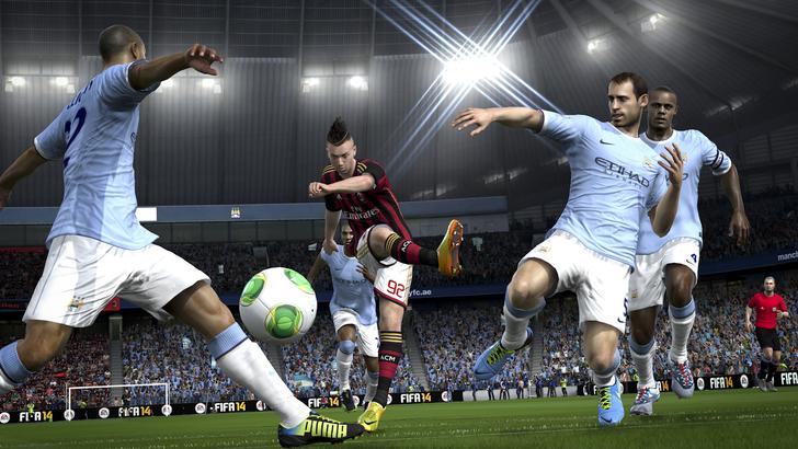 Immagine del videogioco FIFA 14