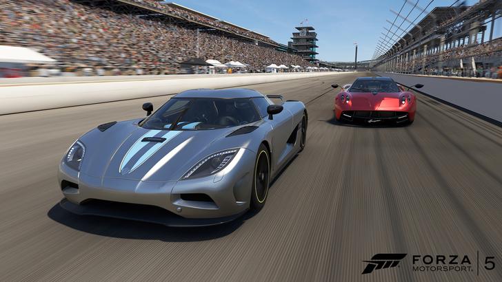 Immagine del videogioco Forza Motorsport 5