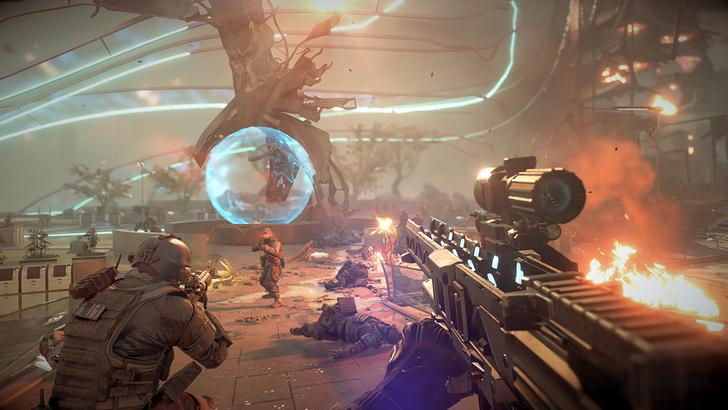Immagine del videogioco Killzone: Shadow Fall