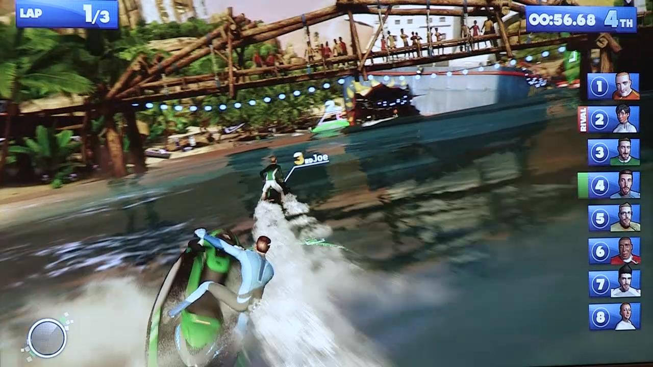Immagine del gioco Kinect Sports Rivals per Xbox One