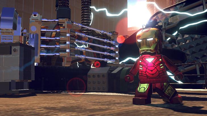 Immagine del gioco Lego Marvel Super Heroes