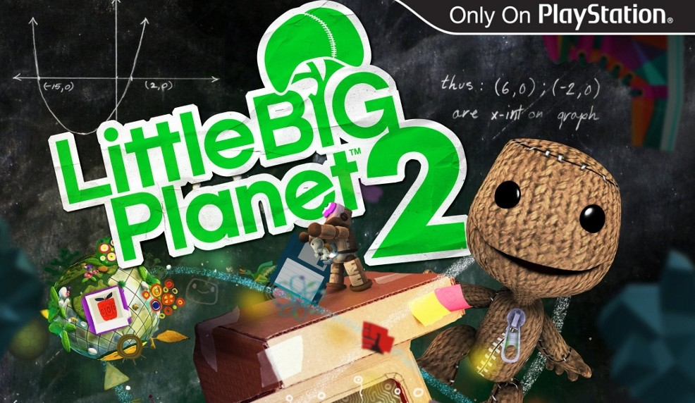 Immagine del gioco Little Big Planet 2