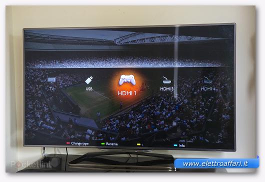 Immagine della Philips 55PFL8008S 55 pollici TV