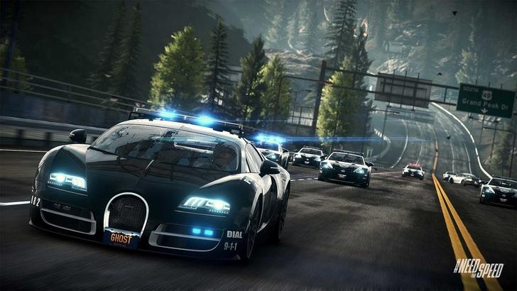 Immagine del gioco Need for Speed: Rivals per PS4
