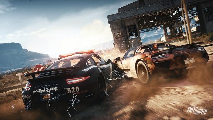 Immagine del videogioco Need for Speed: Rivals
