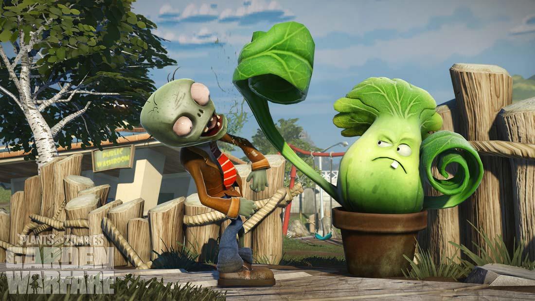 Immagine del gioco Plants vs Zombies: Garden Warfare per Xbox One