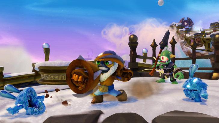 Immagine del videogioco Skylanders: Swap Force