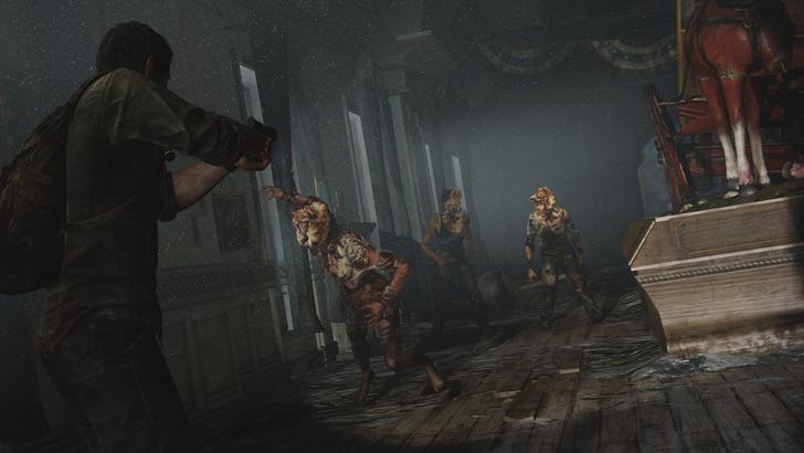 Immagine del videogioco The Last of Us