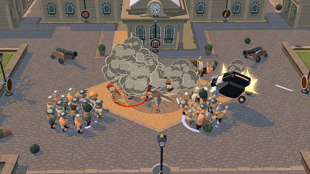 Immagine del gioco When Vikings Attack