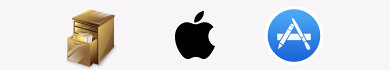 Accedere ai file di un PC Windows o Mac da iPhone o iPad