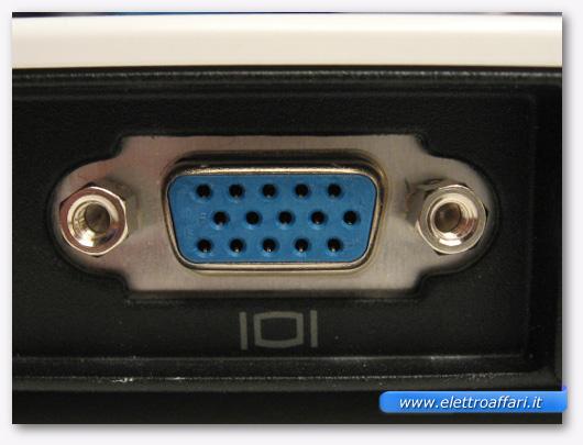 Immagine di una porta VGA