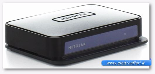 Immagine di un dispositivo per il collegamento wireless
