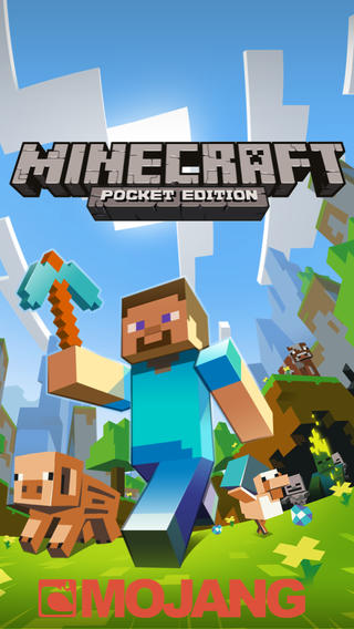 Schermata del gioco Minecraft - Pocket Edition per iPad