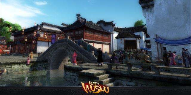 Immagine del gioco Age of Wushu