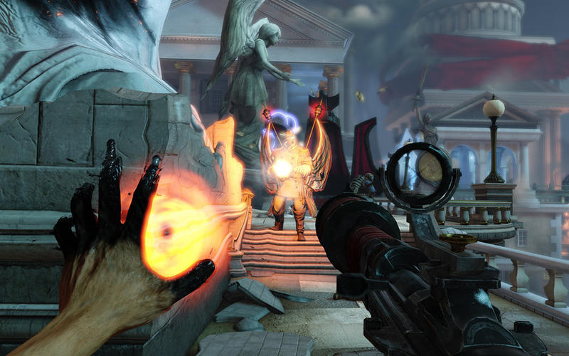 Immagine del gioco Bioshock Infinite per Mac