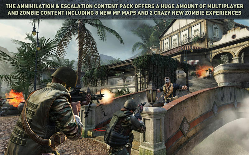 Immagine del gioco Call Of Duty: Black Ops per Mac
